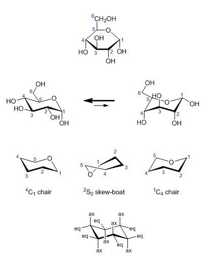 L Glucose Chair UZH - Glycosyla...